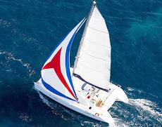 Catamaran Ruby