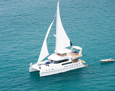 Luxury Catamaran Shangani