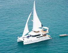 Luxury Sailing Yacht Phuket for wedding celebration