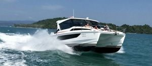 Private Speedboat Rental Phuket