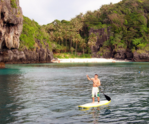 SUP Stand Up Paddle Board Phuket Thailand