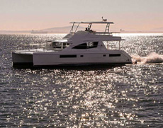 Leopard Power Catamaran Sanyati Phuket