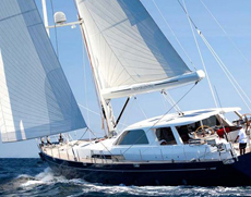 Sailing Yacht SY Silverlining