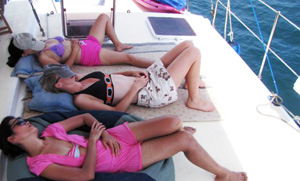 Private Day Trip Sailing Yacht Charter Phuket