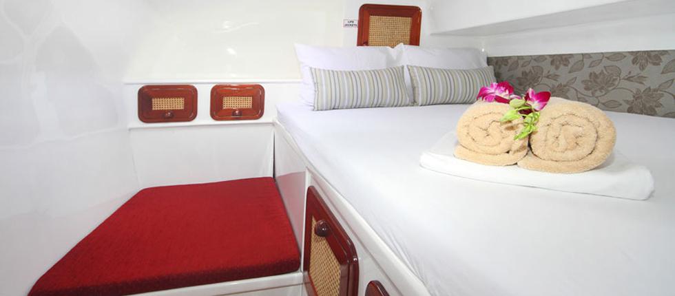 Cabin Charters Phuket Catamaran Amadeus