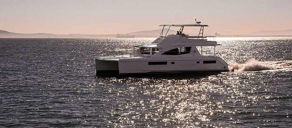 Luxury Power Catamaran Sanyati Phuket